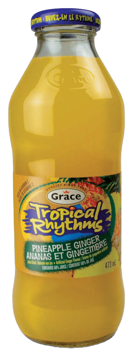 TR Pineapple Ginger Mimosas - Grace Foods