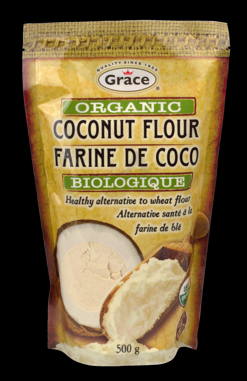 grace organic coconut flour