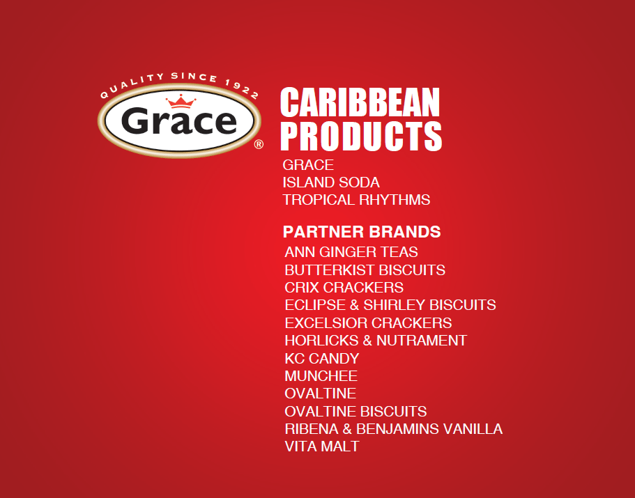 Grace catalogue cover
