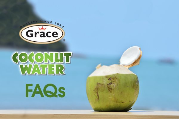 coconut water faqs