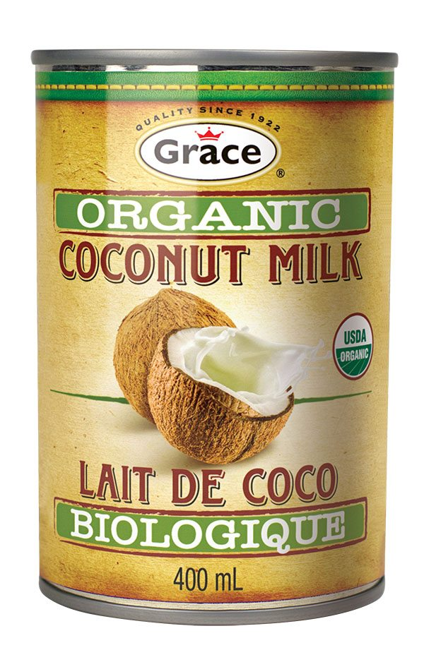 Grace Organic Coconut Milk