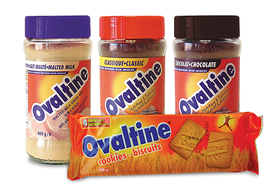 Ovaltine Grace Foods