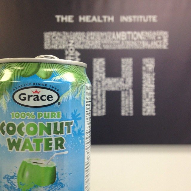 coconut water the health institute