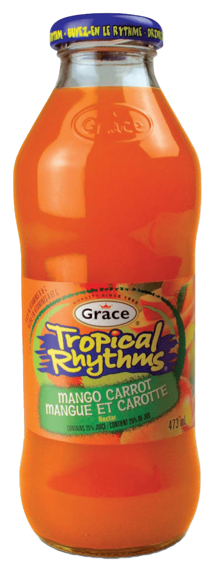 Grace Tropical Rhythms Mango Carrot