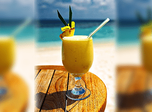 Virgin Tropical Daiquiri