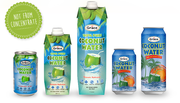 Natural Value Organic Coconut Water Ingredients
