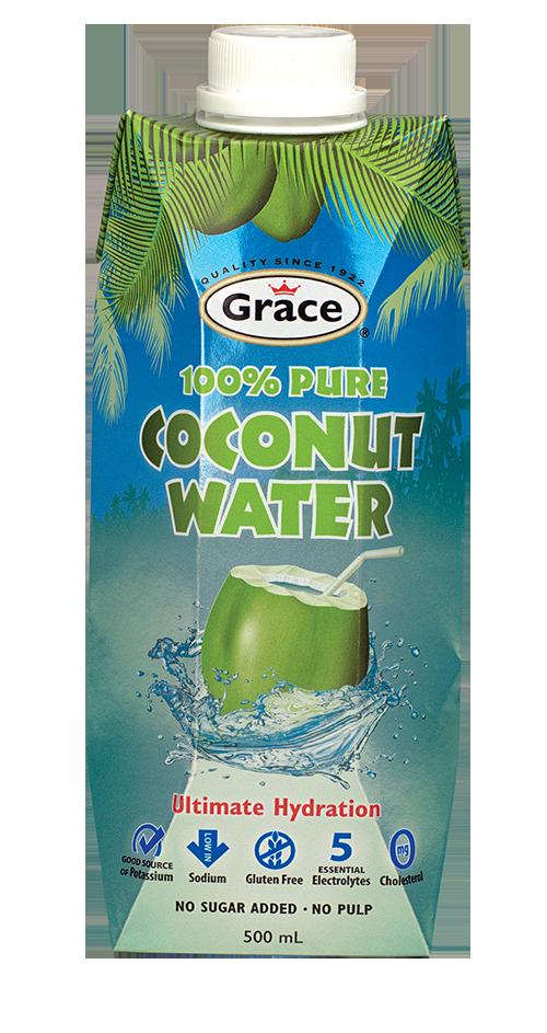 Product Description Simply Coconut Water