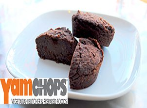 Yamchops Black Eyed Brownies